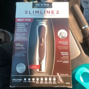 Andis Trimmer (Cordless)